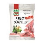 Kaiser Průduškové karamely bez cukru 75g