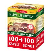 TEREZIA Hlíva s rakytníkovým olejem cps.100+100