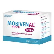 Mobivenal Micro Simple tbl.30