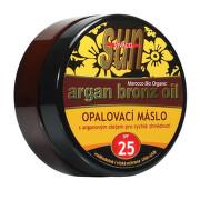 Arganové opalovací máslo OF25 200ml