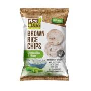 Rýžové chipsy smetana s cibulí 60g