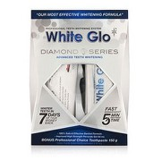 WHITE GLO Bělicí set gel 50 ml + běl.pasta 100ml