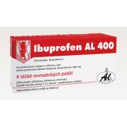IBUPROFEN AL 400 400MG potahované tablety 100