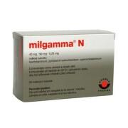 MILGAMMA N 40MG/90MG/0,25MG měkké tobolky 20