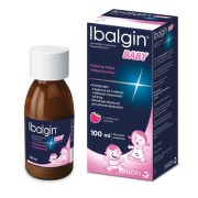 IBALGIN BABY 20MG/ML perorální SUS 100ML