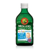 Mollers Omega 3 Můj první rybí olej 250ml