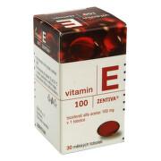 VITAMIN E 100-ZENTIVA 100MG měkké tobolky 30
