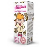 Doktorka Sirupová kalciová Bílá čokol.+vanil.100ml