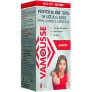 Vamousse pěna - ošetření hlavy proti vším 160ml