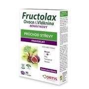 Fructolax Ovoce&Vláknina TABLETY tbl.30