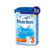 Nutrilon 3 800g - balení 3 ks