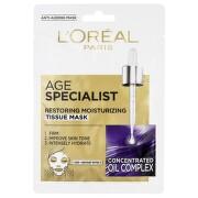 L´Oréal Paris Age Specialist 55+ obnovující pleťová maska