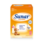 Sunar Complex 2 600g - nový - balení 3 ks