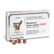 Bioaktivní Selen+Zinek FORTE tbl.30