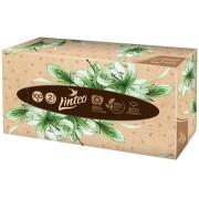 Kapesník papírový LINTEO Satin 100ks box