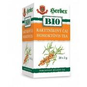 HERBEX BIO Tea Rakytník řešetlákový n.s.20x2g