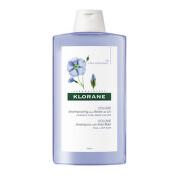 KLORANE Šampon len na jemné vlasy 400ml