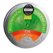 TOPVET - Regenerační konopná mast 70% 100ml