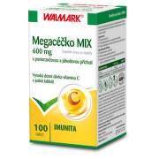Walmark Megacéčko Mix Vitamín C 600mg tbl.100