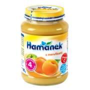 Hamánek kojenecká výživa s meruňkami 190g 4M C-155