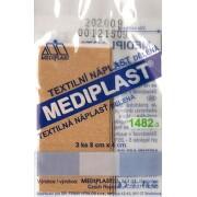 Rychloobvaz Mediplast 8x4cm 3ks 1482