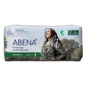 ABENA LIGHT NORMAL 2 VLOŽKY ABSORPČNÍ, 350ML,12KS