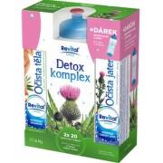 Revital Detox komplex 2 x 20 eff.tbl.+sport.lahev