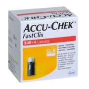 Accu-Chek Fastclix lancets 204ks - II. jakost