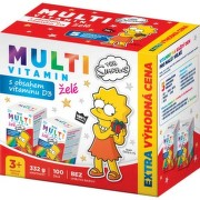 The Simpsons Multi želé 100 želé