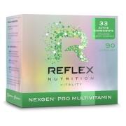 Reflex Nutrition Nexgen PRO multivitamín cps.90