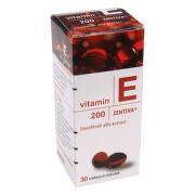 VITAMIN E 200-ZENTIVA 200MG měkké tobolky 30
