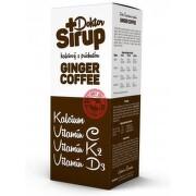 Doktor Sirup kalciový Ginger Coffee 200ml