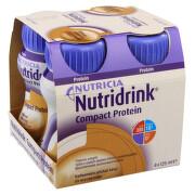 NUTRIDRINK COMPACT PROTEIN S PŘÍCHUTÍ KÁVY perorální SOL 4X125ML