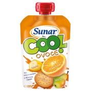 Sunárek Cool ovoce pomeranč banán sušenka 120g C-164