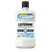 LISTERINE ADVANCED WHITE Mild Taste 500ml
