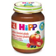 HiPP OVOCE BIO Jablka s lesními plody 125g