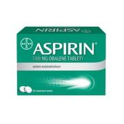 ASPIRIN 500MG obalené tablety 20