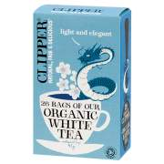 Čaj Clipper organic white tea 26x1.7g