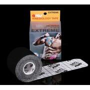 ARES Extreme Kinesiology tape Černá kinezio