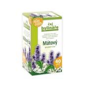 Čaj Bylináře Mátový 40x1.6g