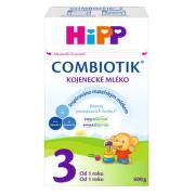 HiPP MLÉKO HiPP 3 JUNIOR Combiotik 4x600g
