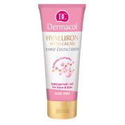 Dermacol Hyaluron jemný čisticí krém 100ml