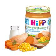 HiPP BABY BIO Zelenina se sladkými bramborami 190g C-124