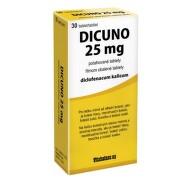 DICUNO 25MG potahované tablety 30