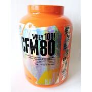 CFM Instant Whey 80 2,27 kg banana, Extrifit