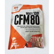 CFM Instant Whey 80 30 g strawberry, Extrifit