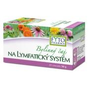 Byl. čaj na lymfatický systém 20x1.5g Fytopharma