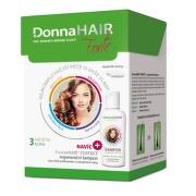 DonnaHAIR Forte 3měs.kúra tob90+šampon 100ml