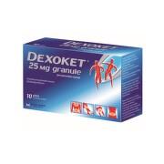 DEXOKET 25MG perorální GRA SOL 10
