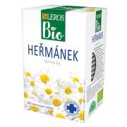 LEROS BIO Heřmánek 20x1g